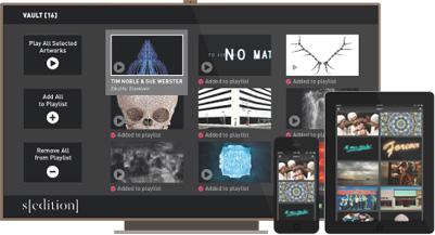 One platform, unlimited screens